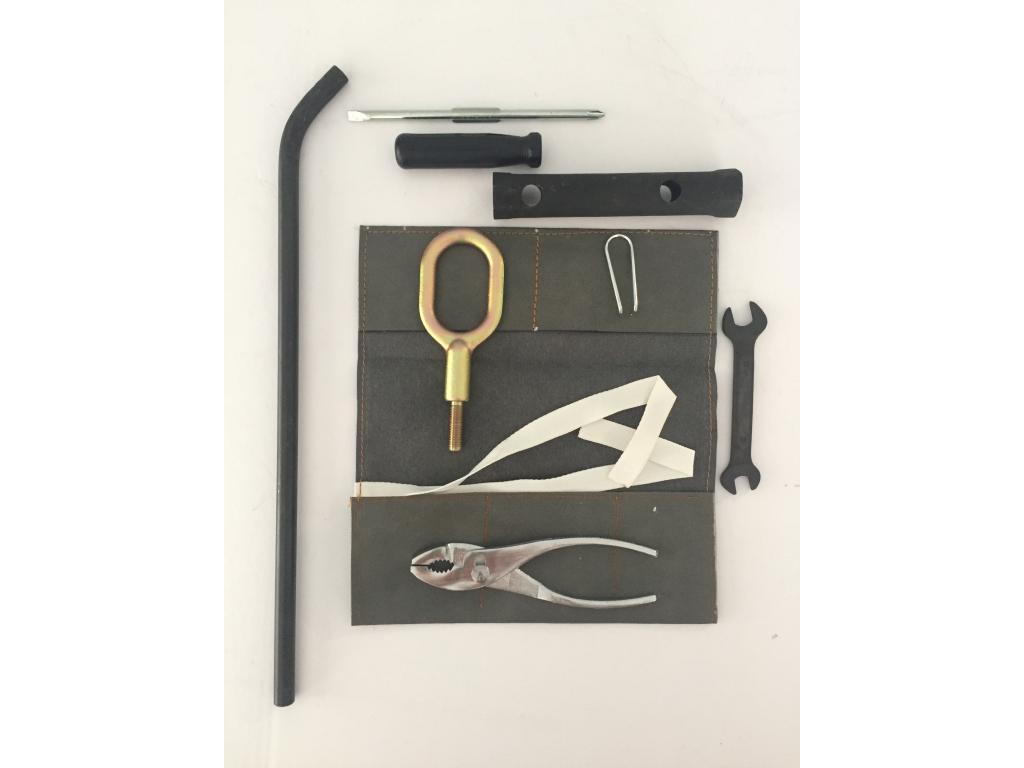 7-piece Tool Kit; 914; 1970-72