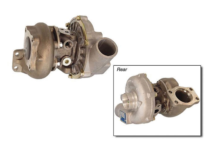 Rebuilt Turbo Charger 86-88; 944 Turbo, Turbo S
