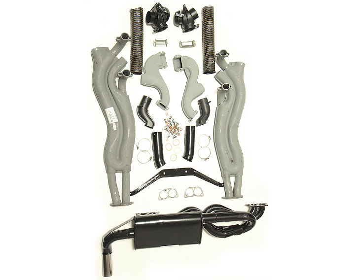 Porsche 914 Engine Sheet Metal Results