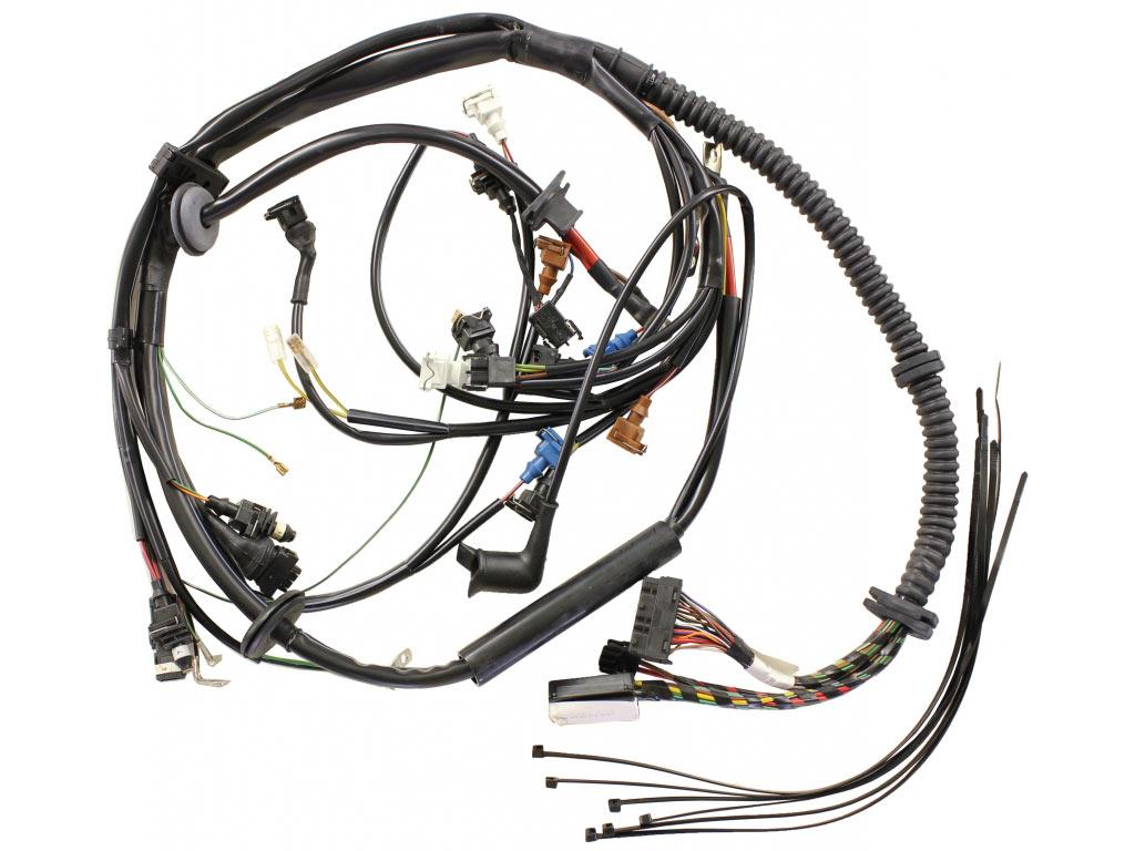 porsche 944s harness repair kit results