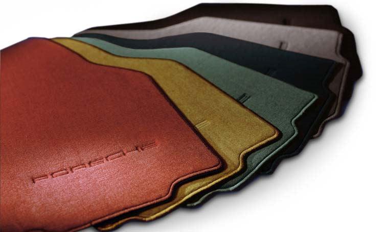 Floormat Set 996 Gre