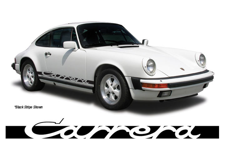 Carrera Decal