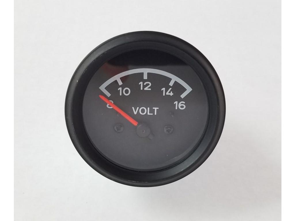 Porsche 356 Volt Meter Results Msd Tach Adapter Wiring Reproduction 914