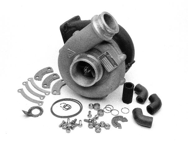 930/911 Turbo Rebuild Kit, 1976-89