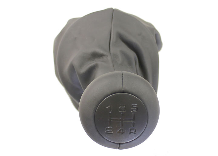 Shift Boot And Knob, Without Shift Cap