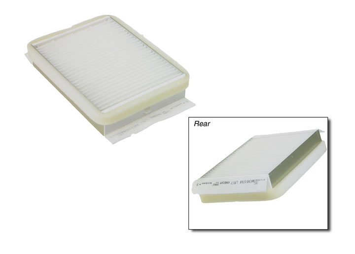 Pollen Air Filter