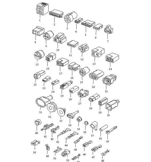 porsche 944 injector cap