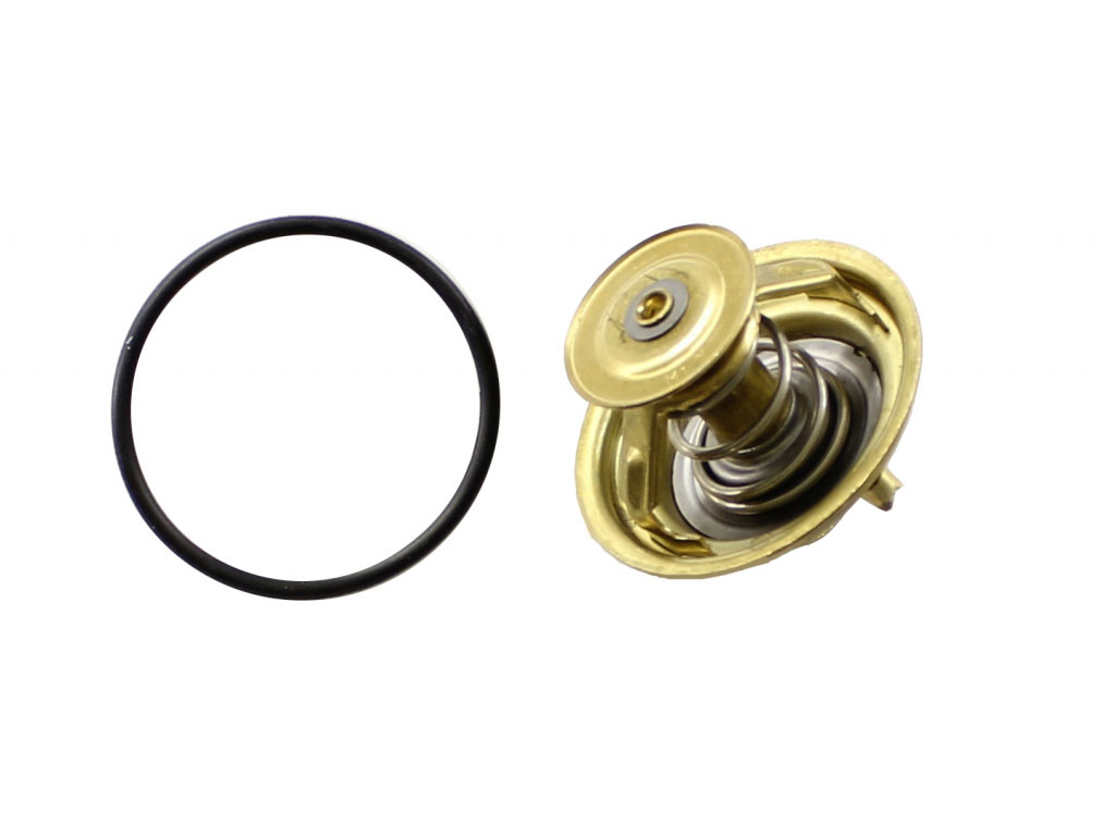 Porsche 924 944 Engine Coolant Thermostat 94410612905 Wahler Made in Germany