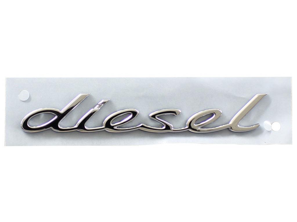 Logo Diesel Right Ch