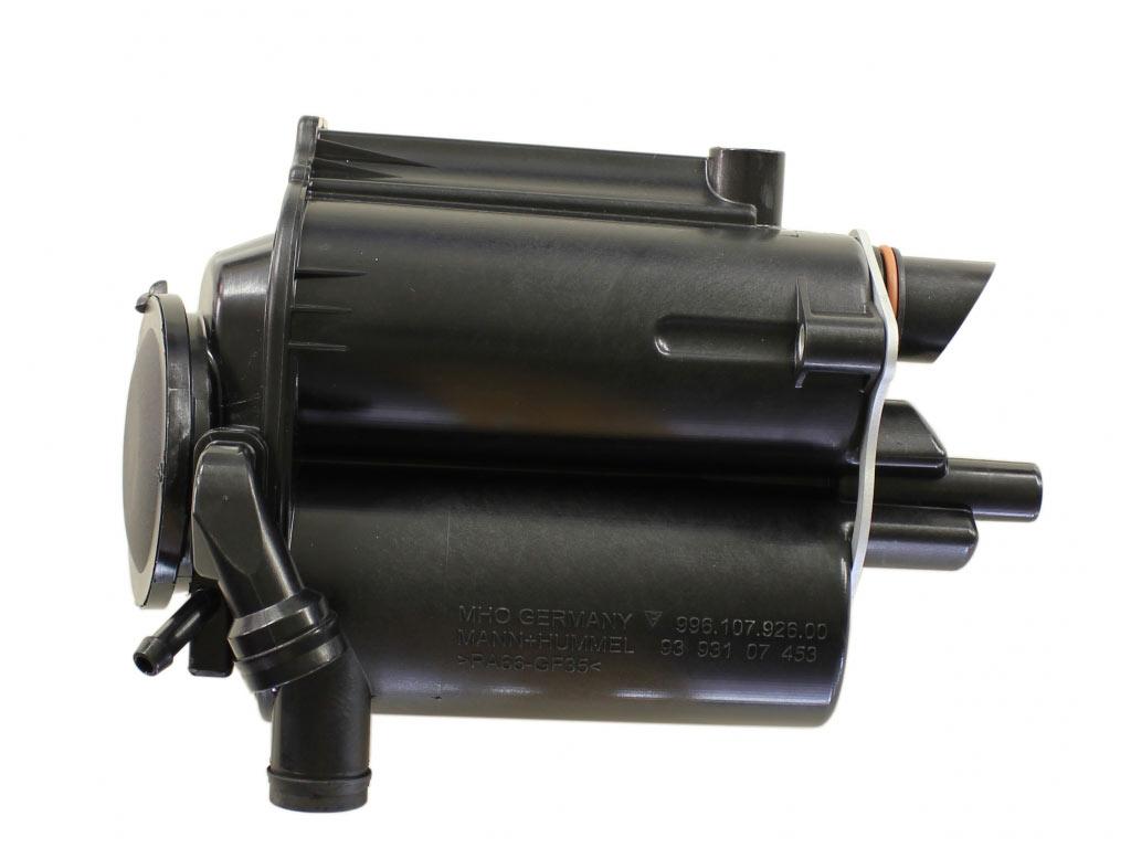 Oil-vap.separator