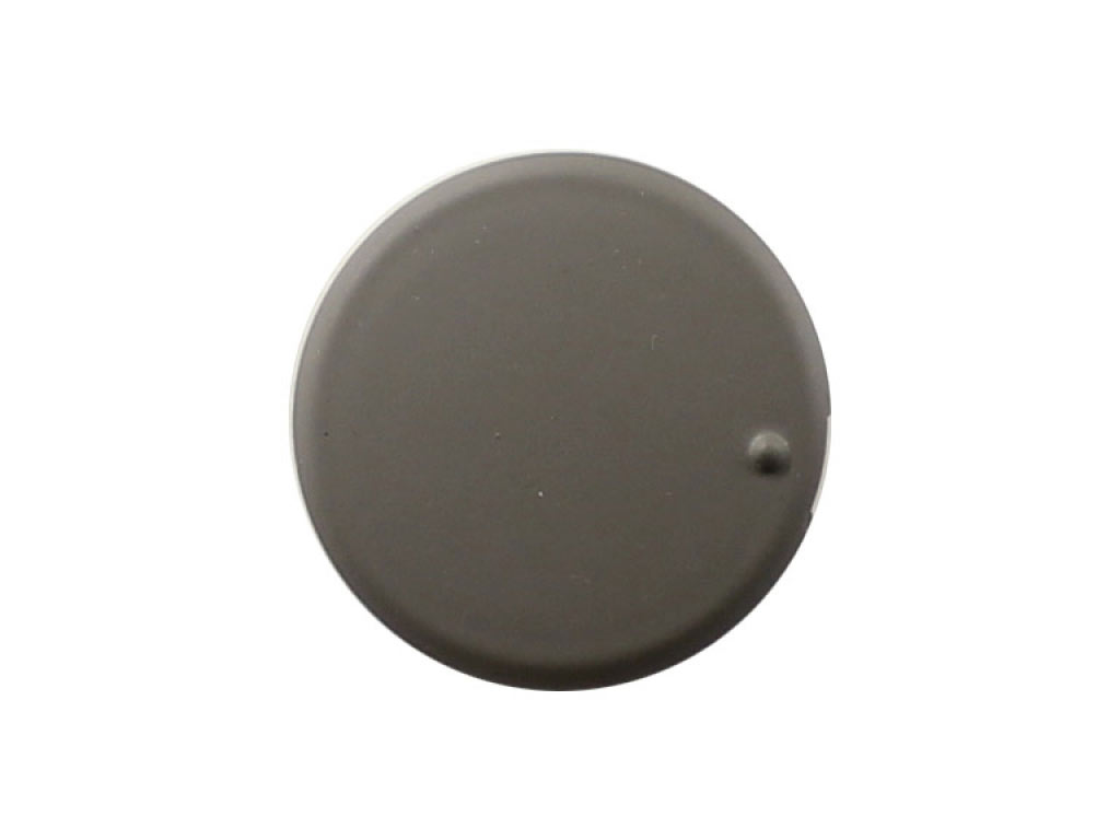 Rollbar End Cap Grey - Graphite Grey