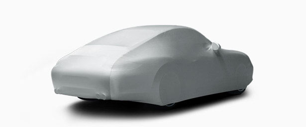 Car Cover 997 W/ Aer0