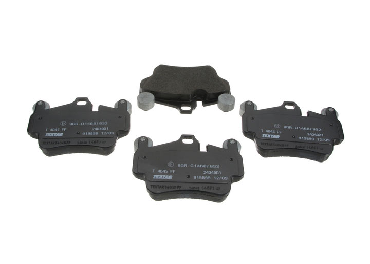 Textar Brake Pad Set (oem)