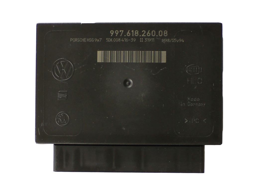 porsche 997 rear control unit results control unit rear en