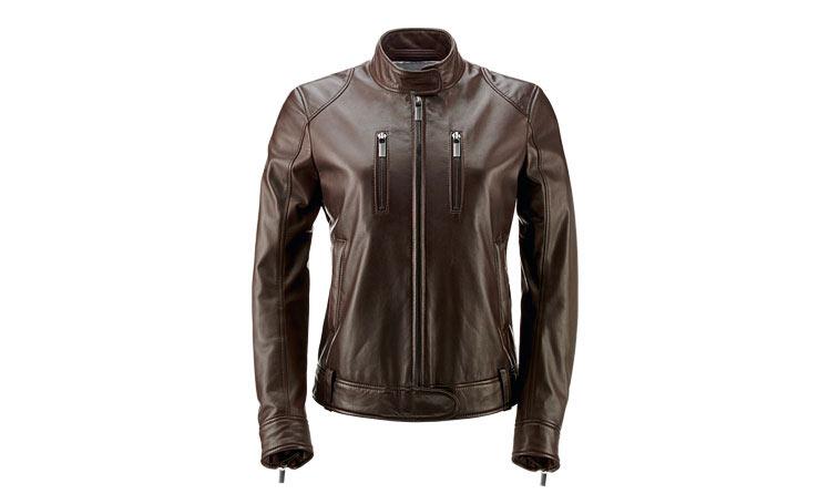 Porsche leather jacket
