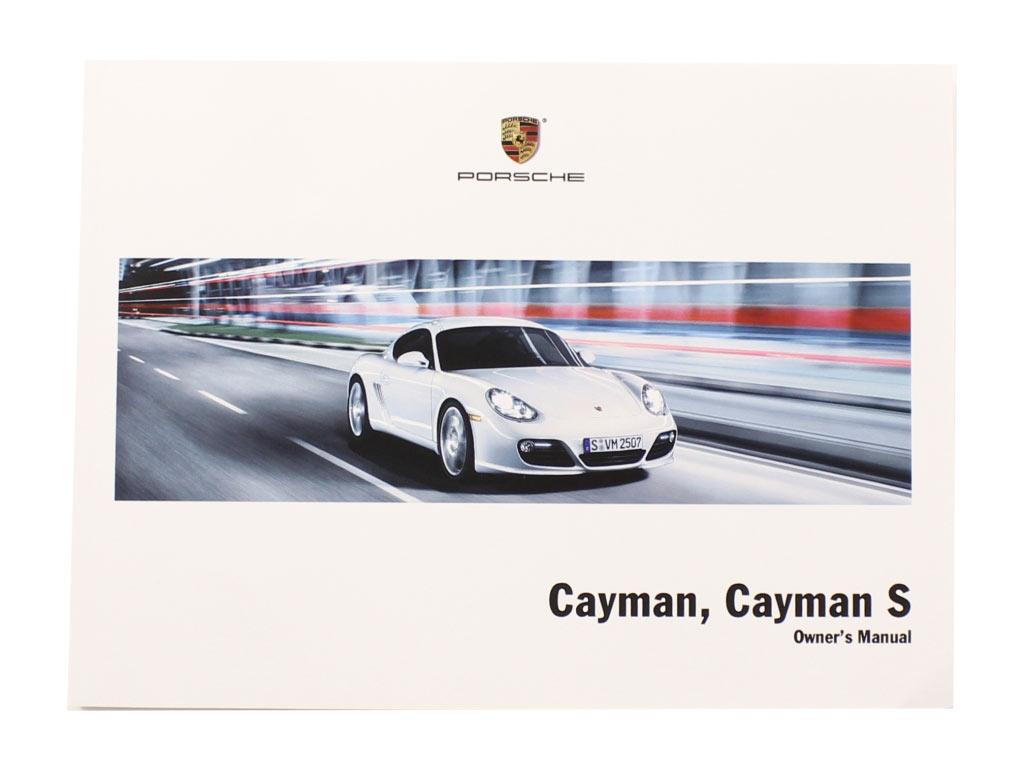 porsche 987 owners manual results rh autoatlanta com 2008 Porsche Cayman S 2007 porsche cayman s service manual