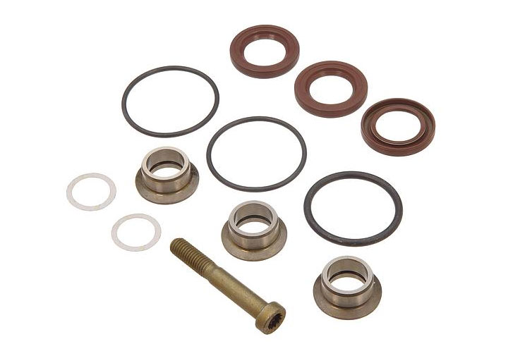 Genuine Engine Timing Cover Dust Seal Set - 1 Required Per Car.