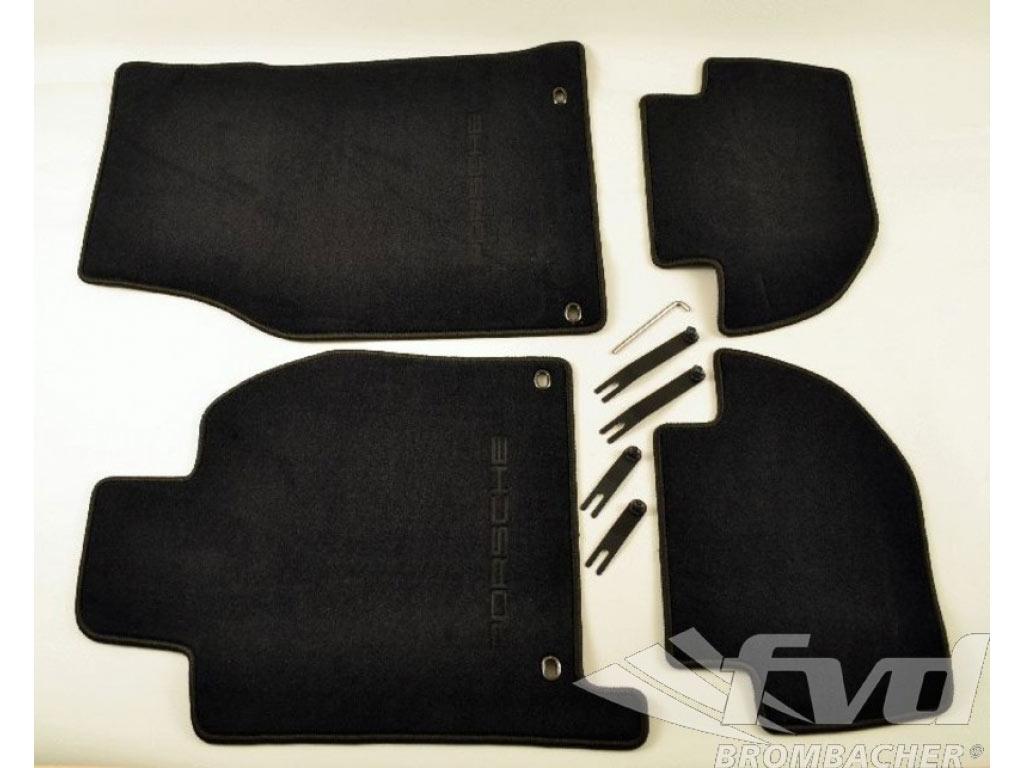 Floor Mat-black