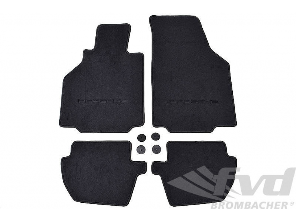 Set Floor Mat