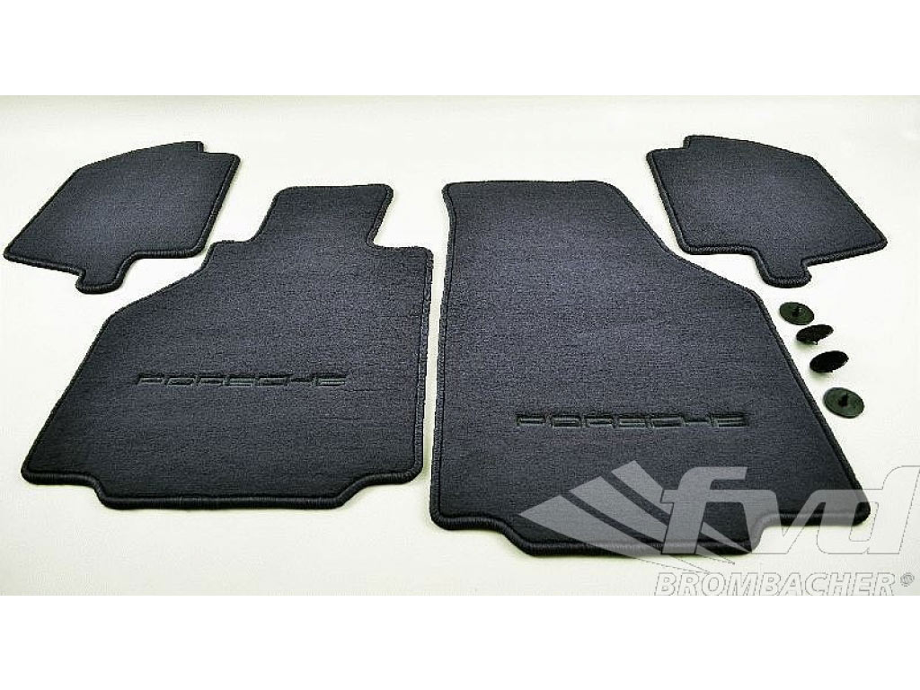 Set - Floor Mat  996