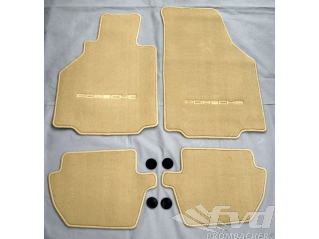 Floormat Set 996 Bei