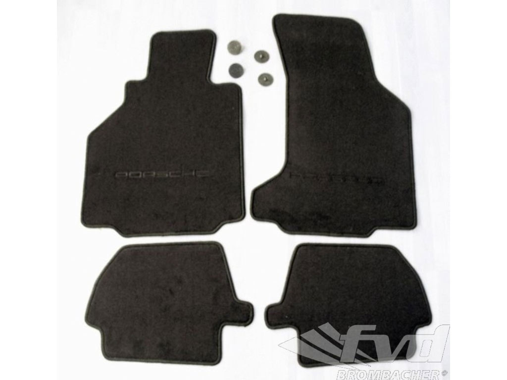 Set - Floor Mat