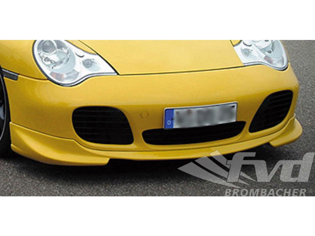 Front Spoiler Lip Techart Typ 1 996 Turbo/c4s