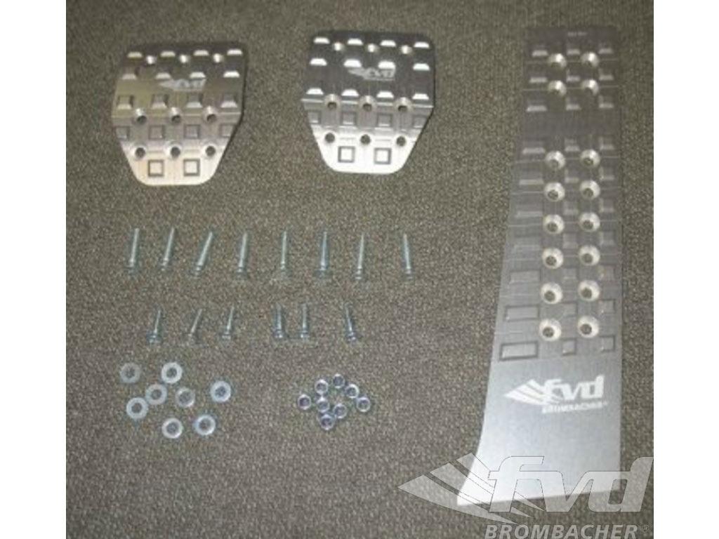 911/964/993 Aluminum Pedals (tuv)