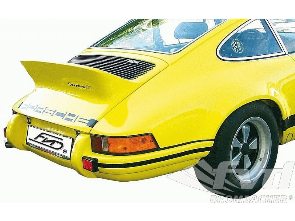 Rear Bumper Rs -73 ( 1 Outlet)