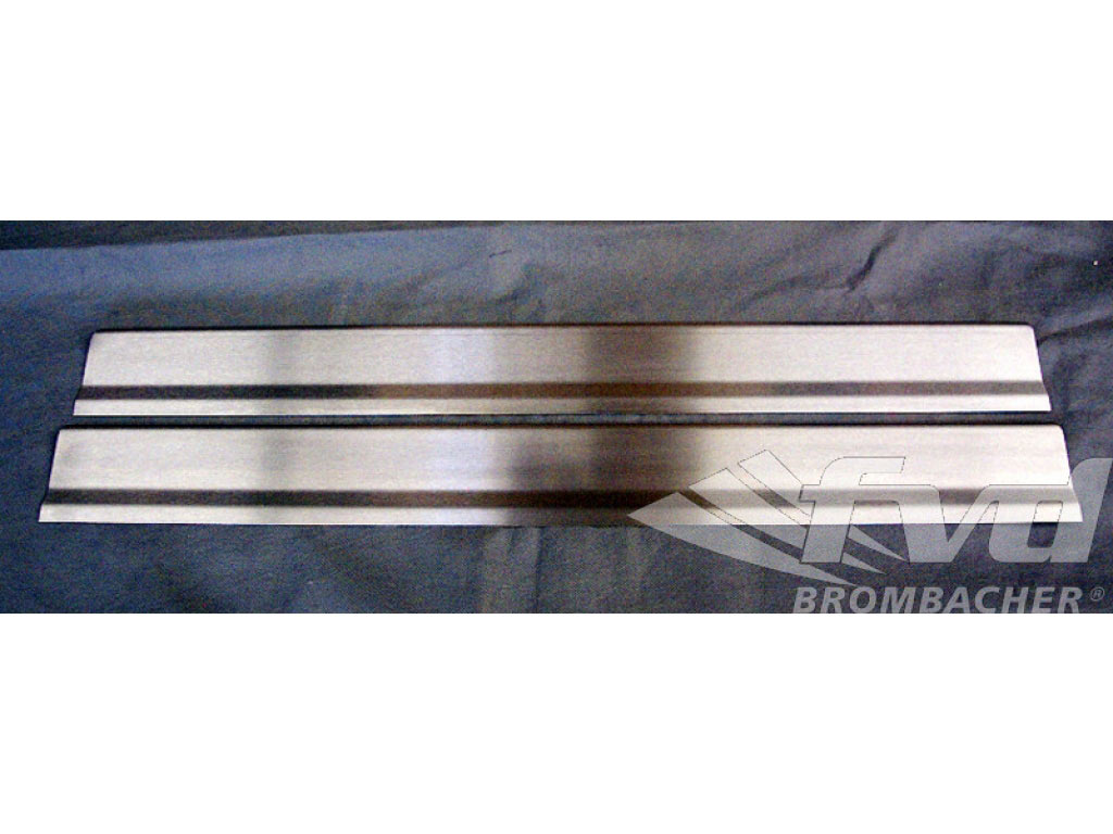 997 Aluminum Door Sill Trim (no Logo)