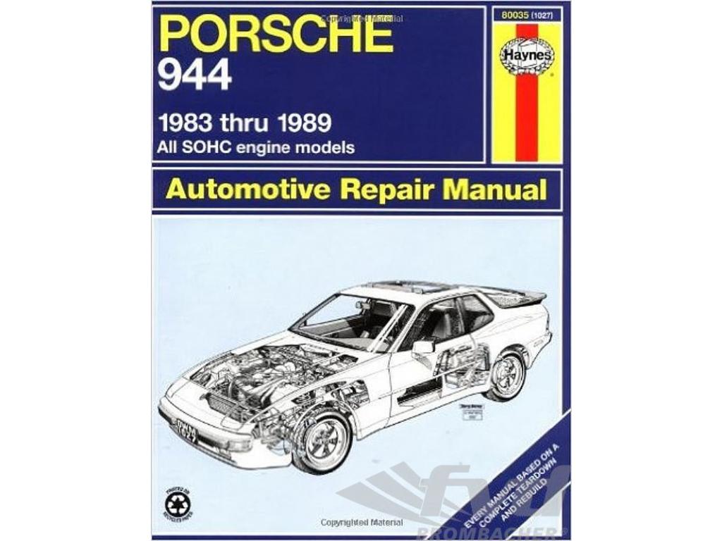 Porsche 924 Engine Diagram Results