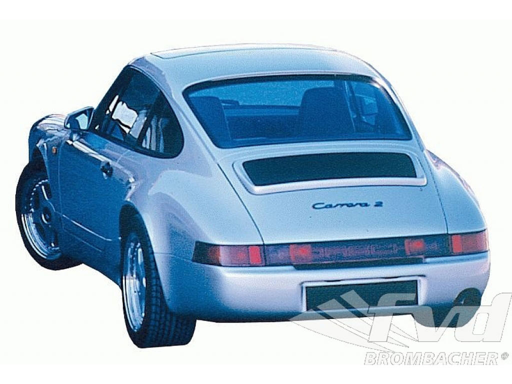 Rear Bumper Strosek 964 (exit Right/left)