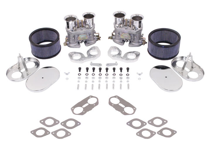 Empi Dual 44 Idf Carburetor Kit For 356 And 912