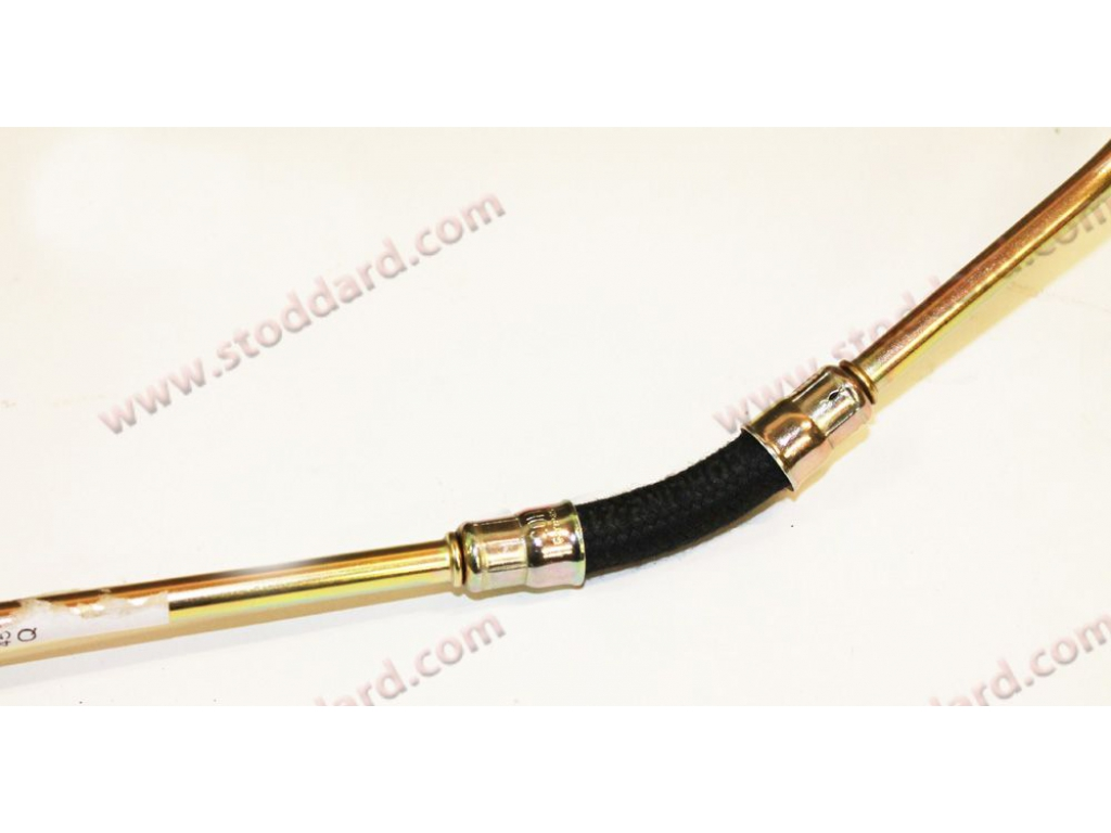 Fuel Line From Late Pump To Solex Carburetor For Cars With Sole...