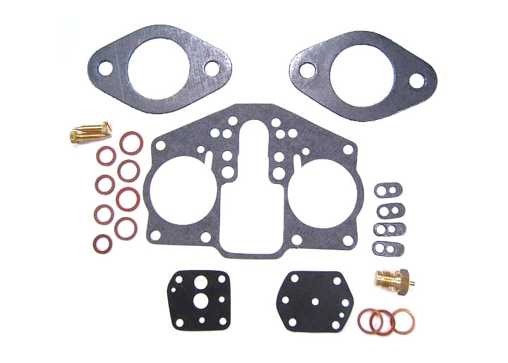 Solex 40pii-4 Rebuild Kit (single Shaft)