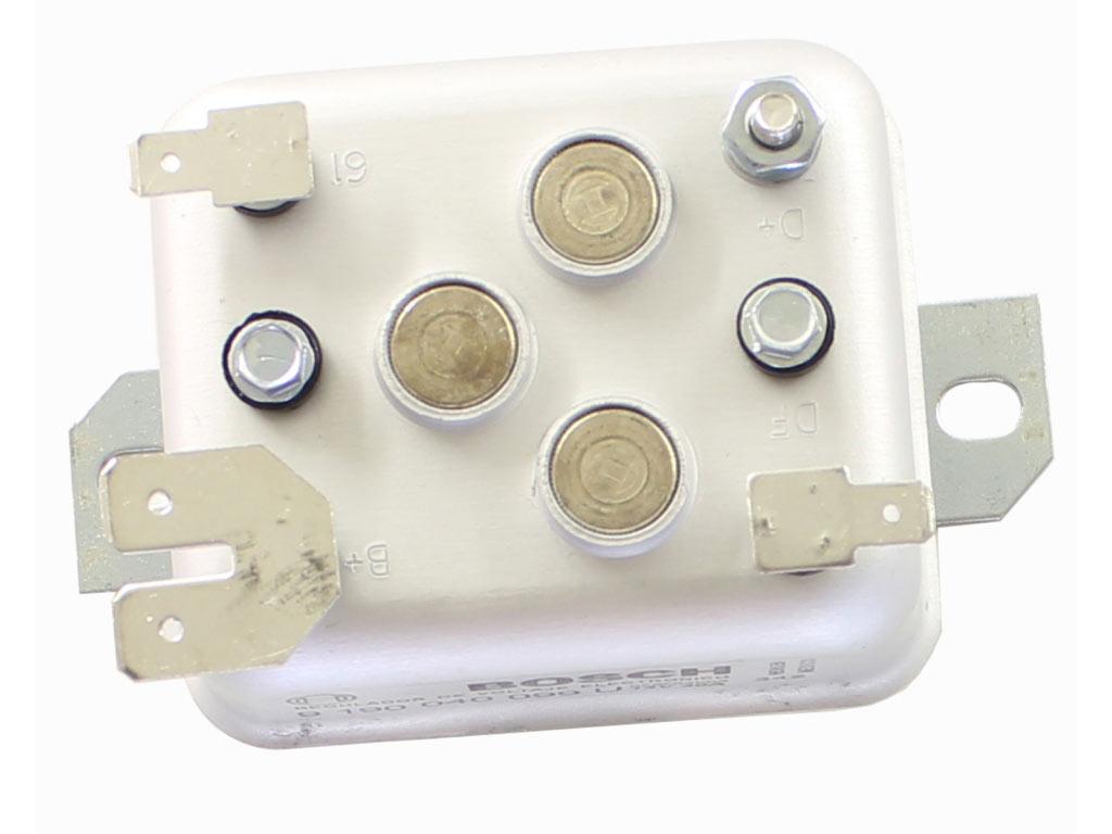 porsche 356 1960 65 alternators and voltage regulators electric parts