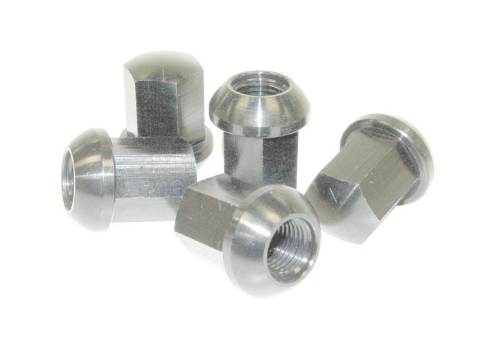 Porsche-style Aluminum Alloy Lug Nut Set
