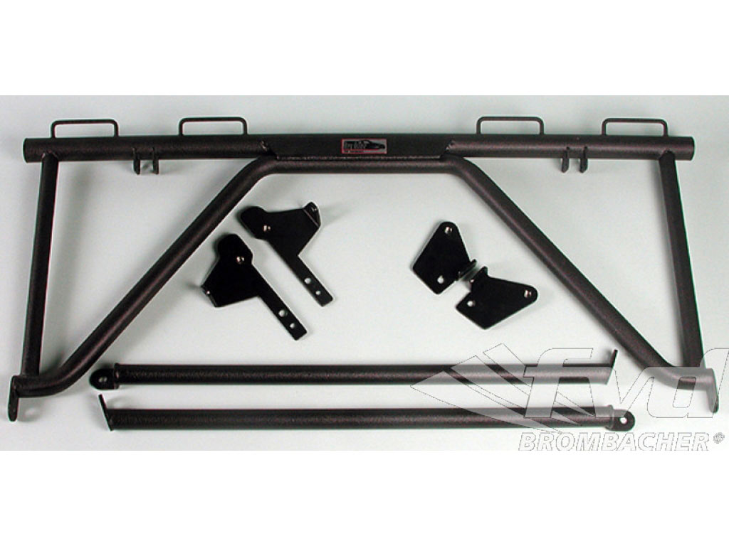 Harness Mount Bar 996/997 Cabrio/coupe (with Bose Speakers)