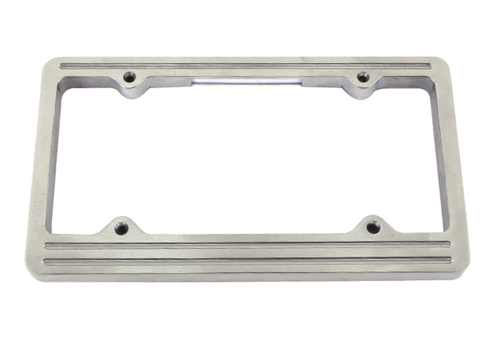 FOR PORSCHE: 8515, 851 5 - READY TO SHIP - (ALUMINUM LIGHTED LICENSE ...