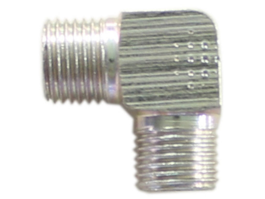 Oil Canister Fitting, 90 Degrees