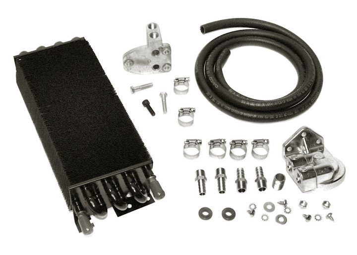 Oil Cooler Kit For Track Events For 914 1970-76