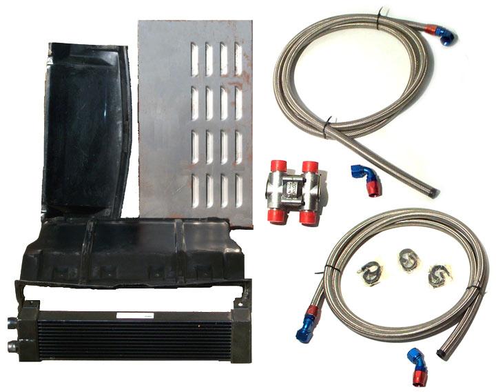 Gt Oil Cooler Kit; 914-6 1970-72