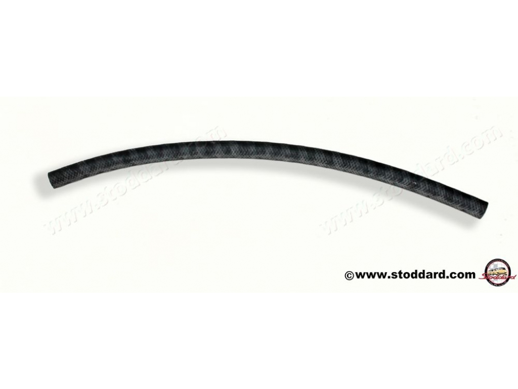 Porsche Breather Hose from Boot Between Plenum Housing Right Side Fitting