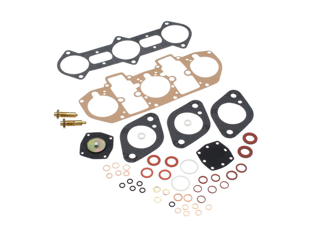 Royze Weber/redline Carburetor Repair Kit 3 Barrel Carb