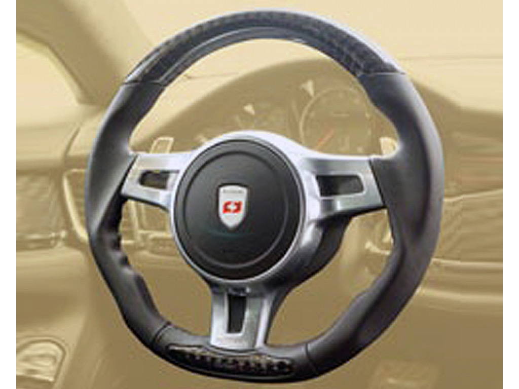 Porsche 911 Leather Steering Wheel Results
