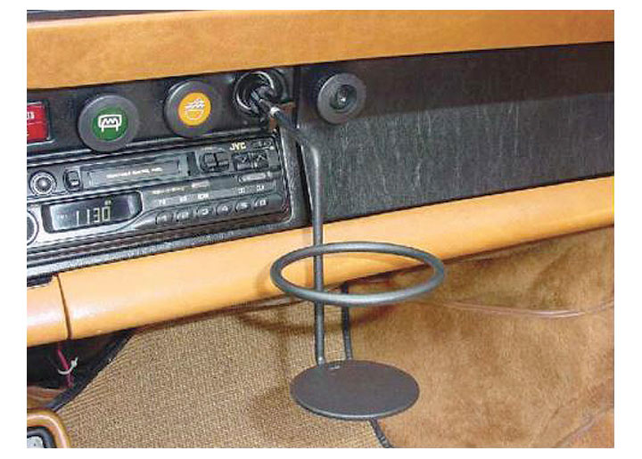 Dashboard Drink Holder For 1965-98 911/912