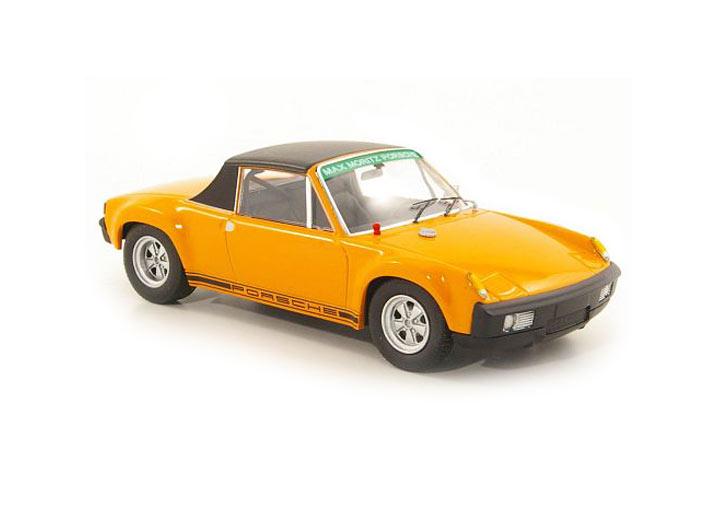 Schuco Porsche 914/6 Gt, Max Moritz Tuning Model, 1:43 Scale