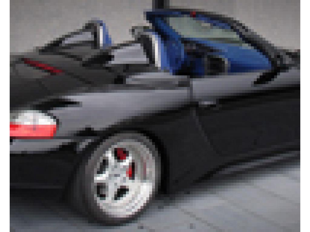 Porsche 928 Body Kit Results