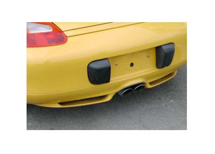 Boxster Rear Bumper Defuser