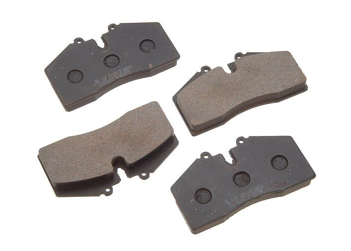 Pbr Deluxe Brake Pad Set